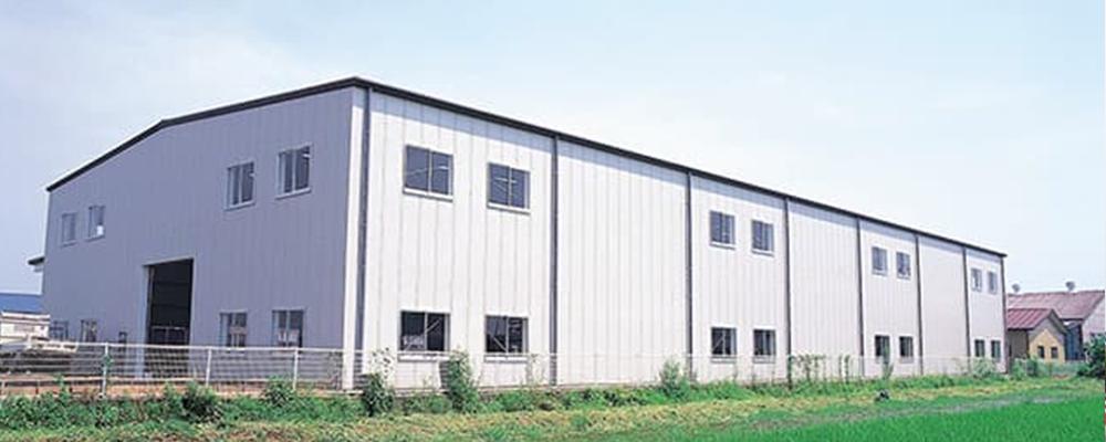 ワイズの農業倉庫・ガレージ